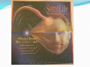 Sound Life, right temporal lobe connection to the Universe, near death experiences, consciousness, out of body experiences, spiritual neuroscience, Melvin Morse