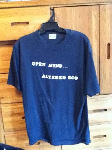 From Charles Tart T Shirt Collection Open Mind Altered Ego Melvin Morse