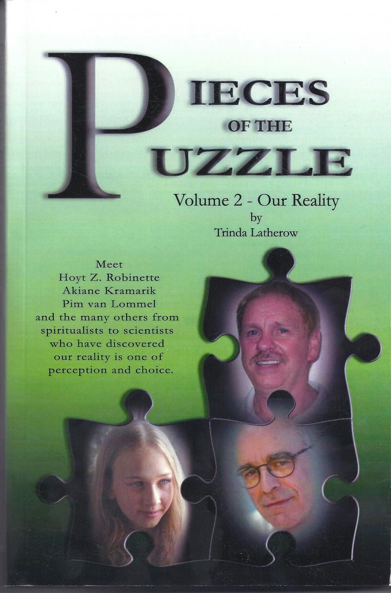 Pieces of the Puzzle Our Reality Melvin Morse Trinda Latherow Pim van Lommel