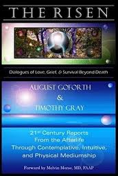 The Risen Grief Dialogues on Death and Dying Melvin Morse Science Spirituality